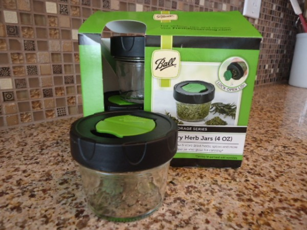 Ball® Brand Dry Spice Jars